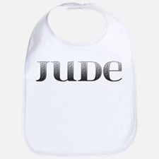 Jude Carved Metal Bib