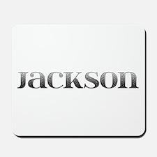 Jackson Carved Metal Mousepad