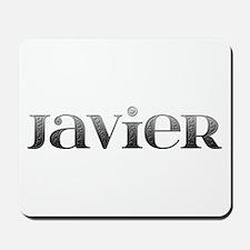 Javier Carved Metal Mousepad