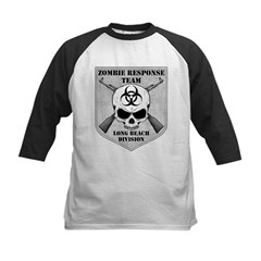 Zombie Response Team: Long Beach Division Tee