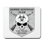 Zombie Response Team: Las Vegas Division Mousepad