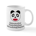 Engrish Panda Mug