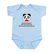 Engrish Panda Infant Bodysuit