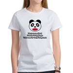 Engrish Panda Women's T-Shirt