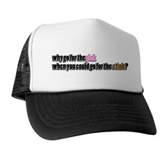 Pink and Stink Trucker Hat