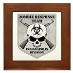 Zombie Response Team: Indianapolis Division Framed