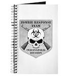 Zombie Response Team: Indianapolis Division Journa