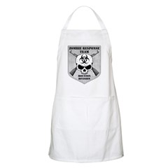 Zombie Response Team: Houston Division Apron