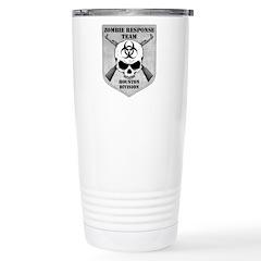 Zombie Response Team: Houston Division Travel Mug