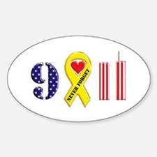 September 11 Anniversary Decal