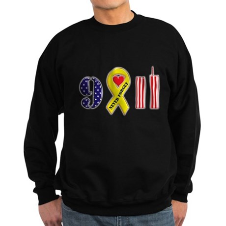 September 11 Anniversary Sweatshirt (dark)