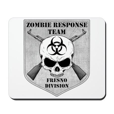 Zombie Response Team: Fresno Division Mousepad