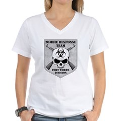 Zombie Response Team: Fort Worth Division Shirt
