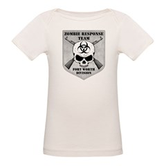 Zombie Response Team: Fort Worth Division Tee