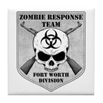 Zombie Response Team: Fort Worth Division Tile Coa