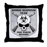 Zombie Response Team: Fort Worth Division Throw Pi