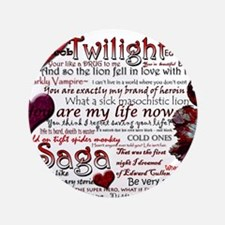 "Twilight Quotes 3.5"" Button"
