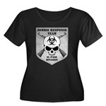 Zombie Response Team: El Paso Division Women's Plu