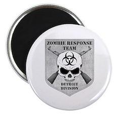 Zombie Response Team: Detroit Division Magnet