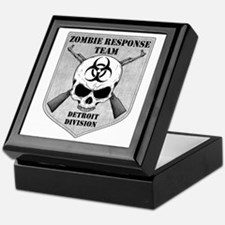 Zombie Response Team: Detroit Division Keepsake Bo