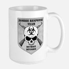 Zombie Response Team: Detroit Division Mug