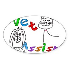 Veterinary Decal