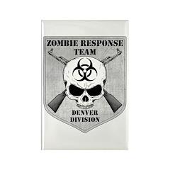 Zombie Response Team: Denver Division Rectangle Ma