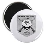 Zombie Response Team: Dallas Division Magnet