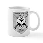 Zombie Response Team: Dallas Division Mug