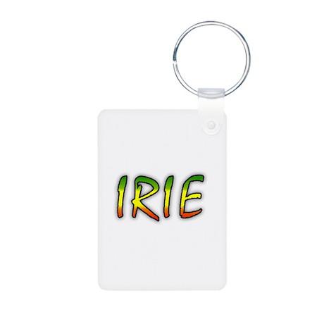 Irie Aluminum Photo Keychain