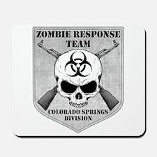 Zombie Response Team: Colorado Springs Division Mo
