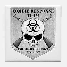 Zombie Response Team: Colorado Springs Division Ti