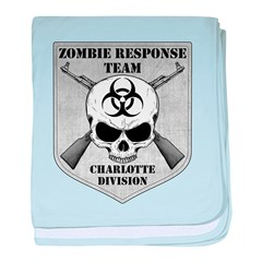 Zombie Response Team: Charlotte Division baby blan