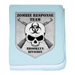 Zombie Response Team: Brooklyn Division baby blank