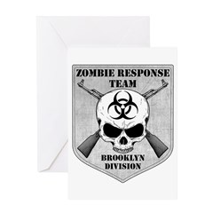 Zombie Response Team: Brooklyn Division Greeting C