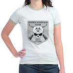 Zombie Response Team: Bronx Division Jr. Ringer T-
