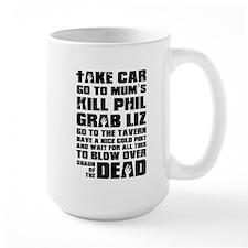 Shaun of the Dead Take Car ... Mug