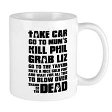 Shaun of the Dead Take Car ... Mug