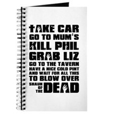 Shaun of the Dead Take Car ... Journal