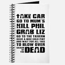 Shaun of the Dead Take Car ... Journal
