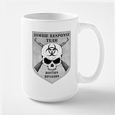 Zombie Response Team: Boston Division Mug