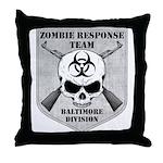 Zombie Response Team: Baltimore Division Throw Pil