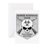 Zombie Response Team: Baltimore Division Greeting