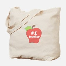 Teacher Apple Gifts for Teacher Tote Bag