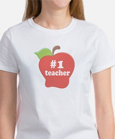 Teacher Apple Gifts for Teacher Tee