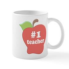 Teacher Apple Gifts for Teacher Mug