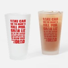 Shaun of the Dead Pint... Drinking Glass