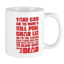 Shaun of the Dead Pint... Mug