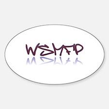 Spread Wear Sticker (Oval)