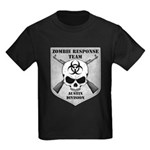 Zombie Response Team: Austin Division Kids Dark T-